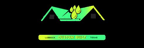 Custom Built Continuous Rain Gutters
